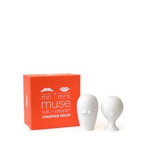 Jonathan Adler Mr. & Mrs. Muse Salt & Pepper Shakers