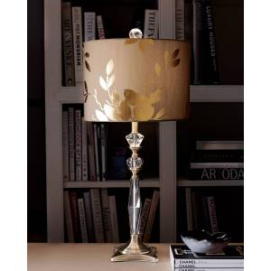 Couture Lamps Golden Leaf Table Lamp