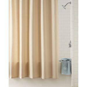 Waterworks Studio Linen/Cotton Shower Curtain