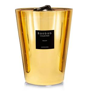 """Baobab Collection Aurum Scented Candle, 9.4"""""""