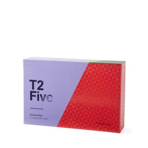 T2 Tea Famous Five Tea Box
