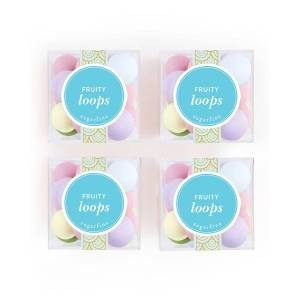 Sugarfina Fruity Loops Cubes, Set of 4