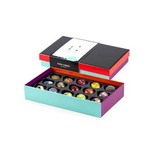 Kate Weiser Chocolate 15-Piece Artist Collection