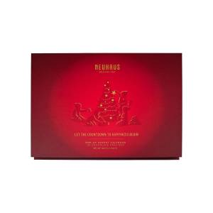 Neuhaus Chocolate 3D Premium Pop-Up Advent Calendar