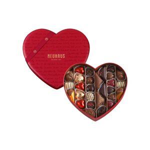 Neuhaus Chocolate Medium Infinite Love Red Heart 27-Piece Chocolate Assortment