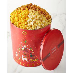 Neiman Marcus NM 2019 Annual Popcorn Tin