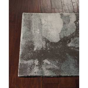 NourCouture Misty Shadow Rug, 2.3' x 3'