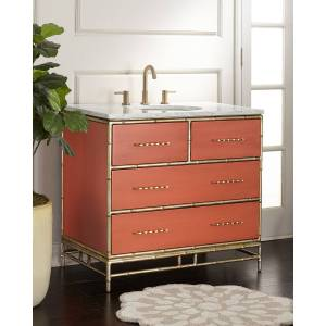 Ambella Chinoiserie Sink Chest