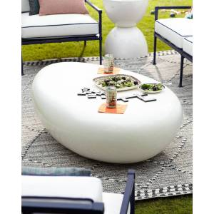 Philips River Stone Coffee Table
