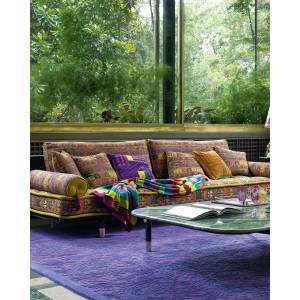 Etro Woodstock Four-Seater Sofa