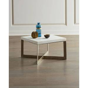 Lenore Marble Top Coffee Table