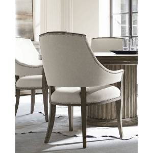 Bernhardt Canyon Ridge Upholstered Arm Chair
