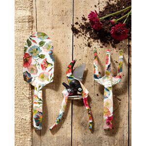 MacKenzie-Childs Morning Glory Gardening Tool Set