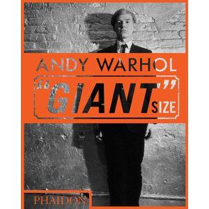 "Phaidon Press 'Andy Warhol ""Giant Size""' Mini Format Book"