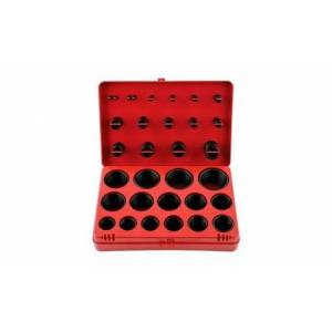 Buna N O-Ring Kit, 382 O Rings in kit, 30 most commonly used sizes
