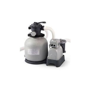 Intex Krystal 3000 GPH Above Ground Swimming Pool Sand Filter Pump