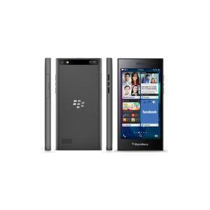 BlackBerry Leap STR100-2 16GB Unlocked GSM 4G LTE Phone - Shadow Grey
