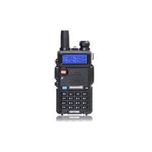 Dual Band Two Way VHF/UHF Ham Radio Transceiver Walkie Talkie UV-5R
