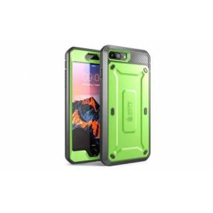 iPhone 7 Case,I-Blason, Armorbox Case, built in Screen Protector-Green - Green
