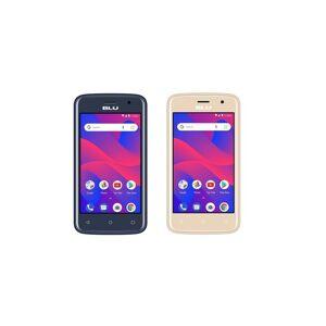 BLU C4 C050U 3G GSM Unlocked Dual-SIM w/ 5MP Front and Rear Camera
