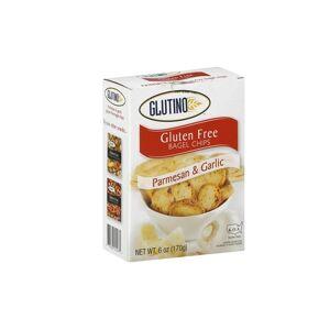 Parmesan & Garlic Bagel Chips ( 6 - 6 oz boxes )