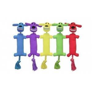 Loofa Launcher Dog Toys (3-Pack)
