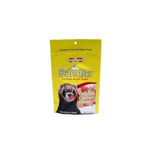 Marshall Pet Products MR00384 Bandit Ferret Treats Chicken - 3 Oz.