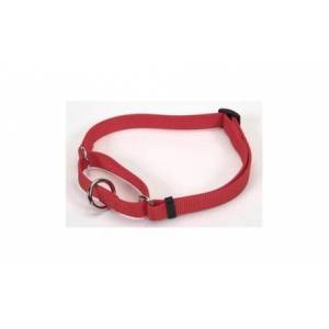 Coastal Pet Products 764241 1X18-26 Adjustable No Slip Collar Red