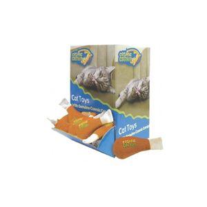 Ourpets Company Cosmic Bulk Catnip Display- Chicken Leg 48 Piece