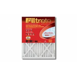 3M 16in. X 25in. X 1in. Filtrete Micro Allergen Reduction Filter