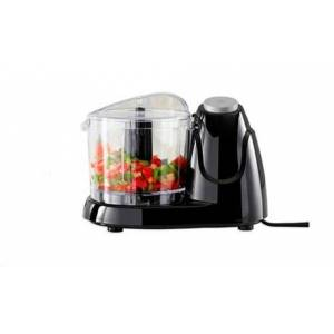 1.5-Cup Food Chopper with Stainless Steel Blades
