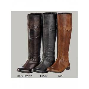 Berrylook Round Head Low Side Heel Zipper Long Tube Women's Boots stores and shops, shoping,