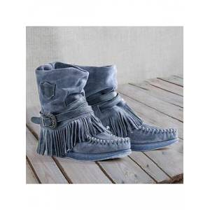 Berrylook Plain Flat Velvet Round Toe Casual Mid Calf Flat Boots cheap online shopping sites, cheap online stores,