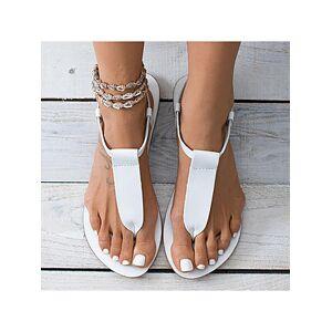 Berrylook Plain Flat Peep Toe Flat Sandals online, stores and shops, Plain Flat Sandals,