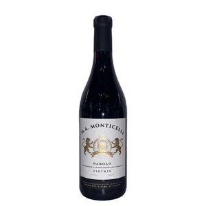 M.a. Monticelli Barolo Pietrin 2014 Red Wine - Italy