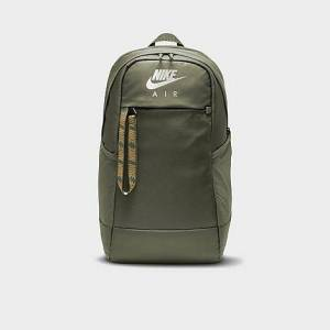 Nike Air Essentials Backpack in Green Nylon/Polyester