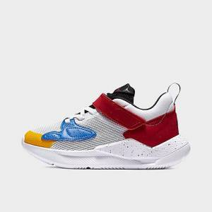 Cadence Jordan Little Kids' Jordan Cadence Hook-and-Loop Casual Shoes in White Size 2.0