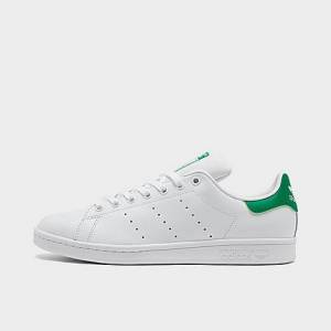 Adidas Men's Originals Stan Smith Casual Shoes in White/White Size 12.0 Leather