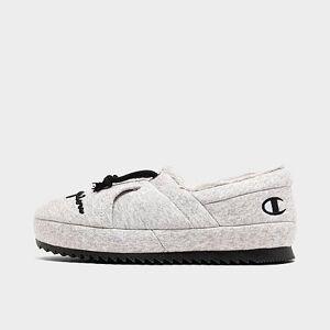 Champion Women's University II Slippers in White Size 8.0 Fur