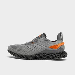 Adidas Men's X90004D Running Shoes in Grey Size 10.0 Knit