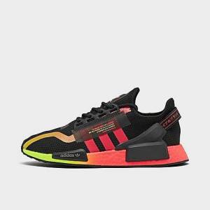 Adidas Men's Originals NMD R1 V2 Casual Shoes in Black Size 9.5