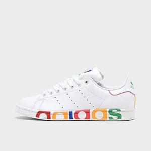 Adidas Men's Originals Stan Smith Casual Shoes in White Size 13.0 Leather