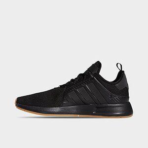 Adidas Men's Originals X PLR Casual Shoes in Black/Black Size 8.0 Knit