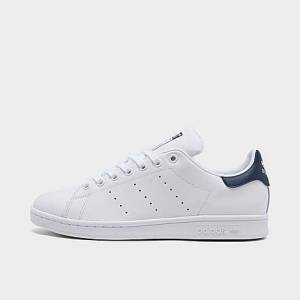 Adidas Men's Originals Stan Smith Casual Shoes in White/White Size 8.5 Leather