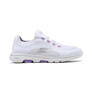 Skechers Women's GOWalk 5 - Uprise Walking Shoes in Grey Size 10.0
