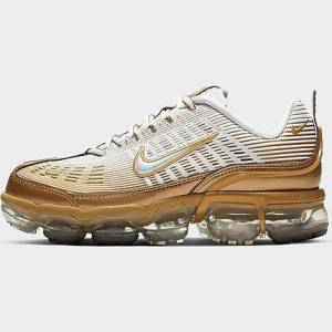 Nike Women's Air Vapormax 360 Running Shoes in Brown Size 7.0