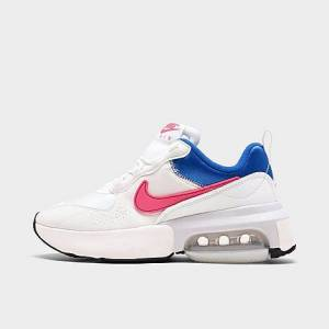 Nike Women's Air Max Verona Casual Shoes in White Size 8.0 Leather
