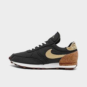 Nike DBreak-Type Plant Pack Casual Shoes in Black/Black Size 15.0 Canvas