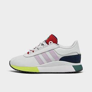 Adidas Women's Originals SL Andridge Casual Shoes in White/Ftwr White Size 7.0