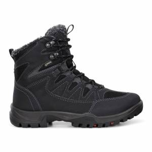 ECCO Womens Xpedition Iii GTX Boots size  : 10 - Black